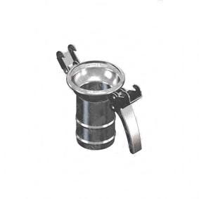 Сферичен фитинг Женски/Оребрен 150 х 150