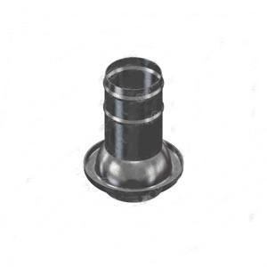 Сферичен фитинг Мъжки/Оребрен 150 х 150