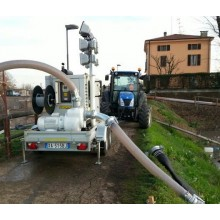 Мултифункционална моторна помпа LAMPO Emergency ELA 03 CD – за бърза реакция при природни бедствия и аварийни ситуации