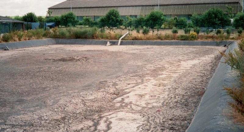Изграждане на хидроизолационни системи за торови лагуни