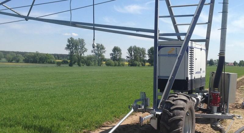 Пивотни системи (Дъждовални инсталации)