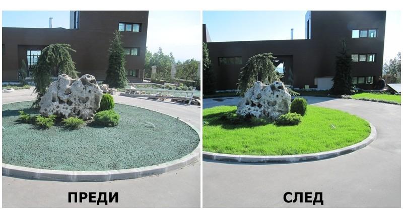 3 причини да изберете хидропосева като метод за засаждане на трева