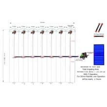 IRRIFORCE ECO TD3000 - 200 - мобилна напоителна система
